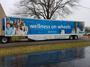 Ohio Health Wellness on Wheels Providing Free Prenatal and Primary Care in Linden.